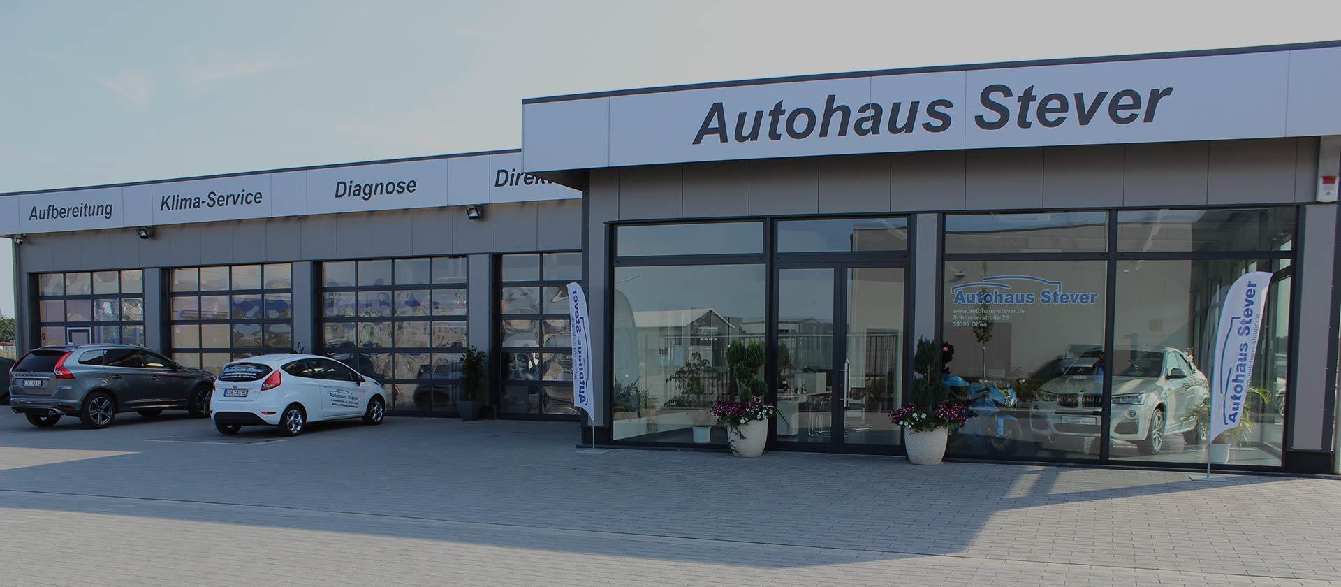 Autohaus Stever